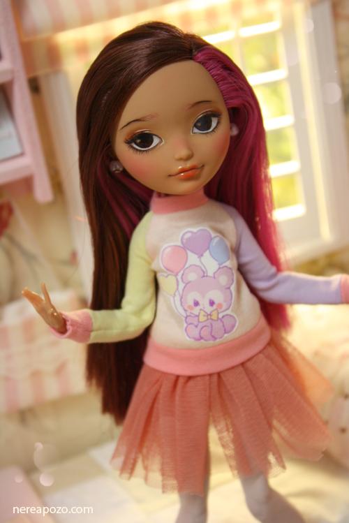 Как сделать ооак для куклы эвер афтер хай 326